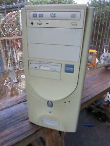 Pentium 4 @ 3.00GHz desktop computer