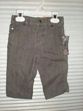 Genuine Dickies Jeans Infant Boys 6-9 Months Straight Leg Fit Gray New