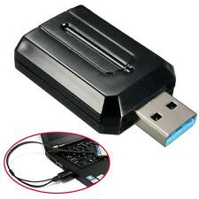 """High Speed USB3.0 to eSATA External SATA 5Gbps Convertor Adapter for 2.5/3.5""""HDD"""
