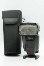 Canon 600EX-RT Speedlite Flash                                              #465