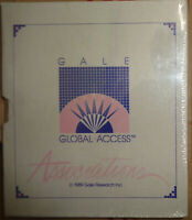 Global Access : Associations 1989, by Gale Research. MINT, SEALED, BRAND NEW