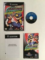 Megaman Network Transmission Nintendo GameCube CIB Complete Game Cube TESTED