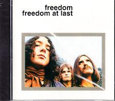 FREEDOM freedom at last CD NEU OVP