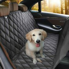 Car Seat Cover Hammock Waterproof for Dog Pet Suv Back Bench Pad Mat Protection