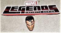 Marvel Legends Exclusive Figure Series Punisher Head (1) Piece Lot