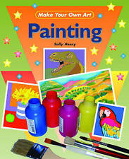 Make Your Own Art - Painting by Sally Henry - Hardback - Each