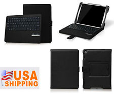 Wireless Bluetooth Plastic Hard Keyboard Case For Apple New iPad 5 5th Gen Air