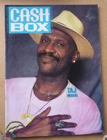 1991 CASHBOX MUSIC MAGAZINE FEATURING TAJ MAHAL