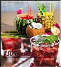 FREE 150 Rezepte für Cocktail Gratis Kostenlos EBOOK !!!!