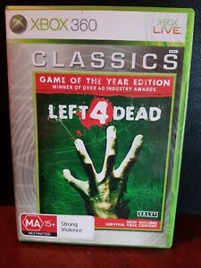Xbox 360 game Left 4 Dead - Game of the Year Edition