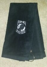 POW-MIA  Military Prisoners of War Missing in Action Golf Towel