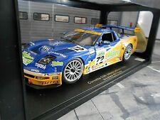 CHEVROLET Corvette c5-r c5r Le Mans 2006 #72 Alphand Goueslard Autoart RAR 1:18