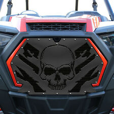 Steel Grille for Polaris RZR XP Turbo S 2019-2020 Nightmare Black