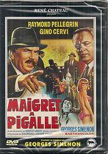 """DVD """"Maigret à Pigalle"""" - Raymond Pellegrin - Gino Cervi - Neuf sous BLISTER"""