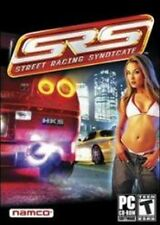 SRS Street Racing Syndicate   New in Retail Box  world of illegal street racing