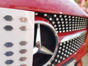 Mercedes Diamond Grill Stickers CLA W176 W177 A180-CLA250 CLA200 W205 coupe