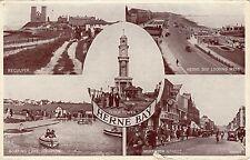 Postcard - Herne Bay - 5 views