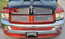 Fits Dodge Ram Stainless Steel Mesh Grille Insert 02-05