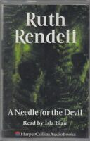 Ruth Rendell A Needle For The Devil Cassette Audio Book Crime Thriller FASTPOST