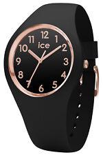 ICE-WATCH Damenuhr Glam schwarz/roségold M 015340