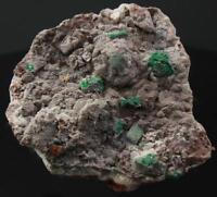 Malachite, Hungary, Cabinet-Sized Specimen CM145