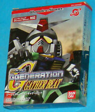 SD Gundam G Generation: Gather Beat - Wonderswan Bandai - JAP Japan