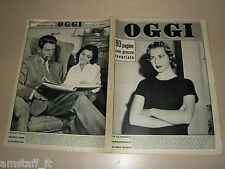 OGGI=1956/44=EDWING RONALD FIRMANI=MARISA PAVAN=CARENNAC=DELIA SCALA=