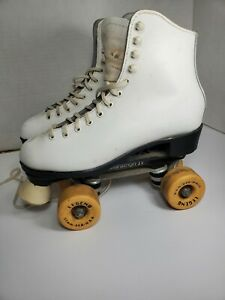 Dominion Marathon 4 size 9 roller skates with legend rollers