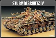 Academy 1/35 German Assault Gun Tank 75mm Stuk Plastic Model Kit 13235 NIB