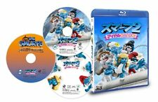 ANIMATION-THE SMURFS 2-JAPAN 3D Blu-ray+2 2D Blu-ray M65