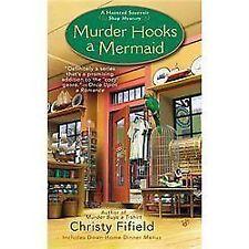 Murder Hooks a Mermaid (Haunted Souvenir, Book 2)-ExLibrary