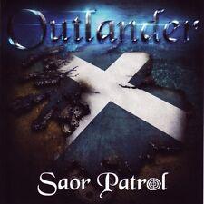 SAOR PATROL / Outlander / (1 CD) / NEUF