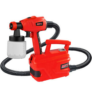 MPT Paint Spray Gun Electric Airless Sprayer PRO 500W Painting Wagner Compressor