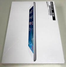 NEW Sealed Apple iPad Air 1st Generation 32GB Wi-Fi White Silver MD789LL/A A1474