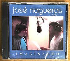 """JOSE NOGUERAS-  """" IMAGINANDO """" - CD ( FEAT LUCECIA BENITEZ Y DANNY RIVERA - CD"""