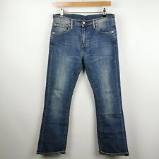 ~ Levi Strauss ~ Levi's ~ 527 ~ Men's Blue Jeans ~ W32 L30 ~ 32S ~ Riveted ~