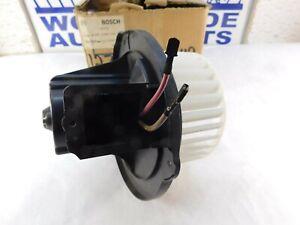 Mercedes Benz W123 Heater Blower BOSCH 3137020001 =  MB 1238200142 NOS 1977-1985