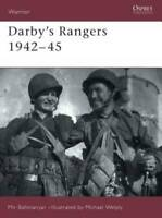 Darby's Rangers 1942-45 (Warrior) - Paperback By Bahmanyar, Mir - GOOD