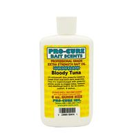 Pro-Cure Bait Oils Freshwater & Saltwater Fishing Attractant 8 oz Bottles