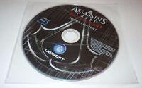 Assassin's Creed Brotherhood Bonus Content Blu-ray PS3 Disc Soundtrack + MORE