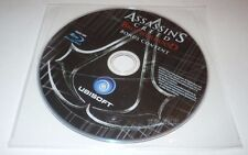 Assassin's Creed Brotherhood Bonus Content Blu-ray PS3 Disc Soundtrack + MORE