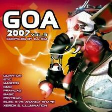 Goa 2007/3 = Magoon/ADN/quantum/Dejavoo/Orion... = 2cd = psy transe progressive!