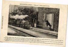 CPA NEUFCHATEL-en-BRAY - Marquis, Chien garde-barriere (210731)