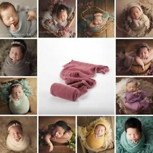 Newborn Cheesecloth Wrap Baby Gauze Wrap Baby Posing Props Newborn Photo Prop