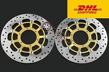 Front Brake Disc Rotor Fit Honda CBR1000RR 04-20 CBR600RR 03-14 CB1300 03-09 New