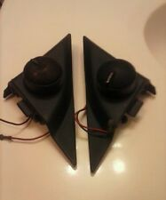 Honda Accord Sedan OEM Side Mirror Cover Tweeters with Infinity Speakers '93-'97