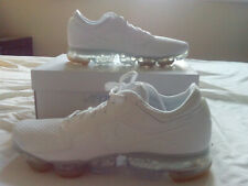 Nike Air VaporMax Pure Platinum White Uk 9.5 Authenitc RRP £180 Rare
