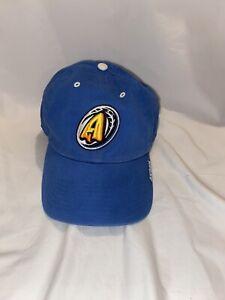 Akron Rubberducks '47 Adjustable Light Blue Logo Hat