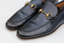 Gucci Loafer Blue Casual Shoes for Men