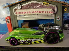 2013 Vertical Velocity Design EX Bedlam ∞ Redven Vrac Hot Wheels